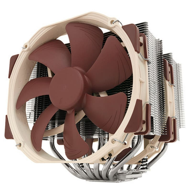 CPU Cooling: Noctua NH-D15 SE-AM4