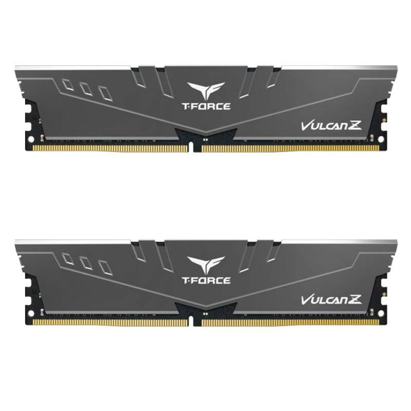 Memória: 32GB T-Force Vulcan 3200 CL16 2x16GB
